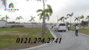 Mở bán KDC mới ngay mặt tiền đường Quốc Lộ 1A - Giá 350tr/120m2