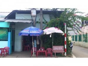 Bán nhà mặt tiền đường Dương Quang Đông gần trung tâm chợ Trà Vinh