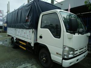 Xe tải vm isuzu 3.5t mui bạc