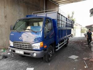 Hyundai hd800 thùng mui bạt