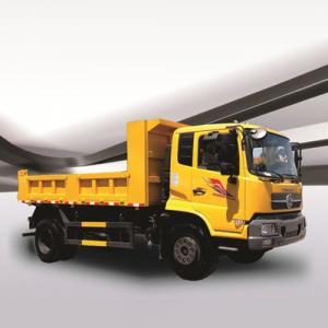 Xe ben dongfeng hoàng huy 7.5 tấn (hh/yc6j180-