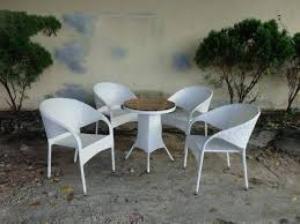 Bàn ghế cafe sân vườn giá siêu rẻ