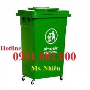 Thùng rác công cộng- thùng rác nhựa giá rẻ