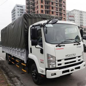 Xe tải isuzu 6.2 tấn thùng bạt (frr90n-tb)