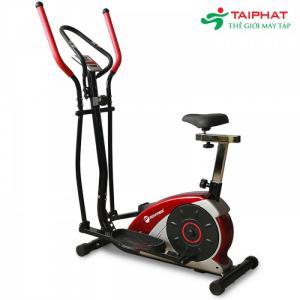 Xe đạp tập thể dục tech fitness tf-616 tại quy nhơn-bình định