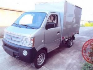 Xe tải dongben thùng kín 770 kg...