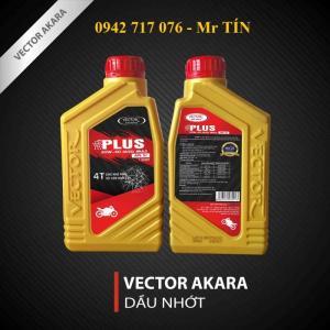 Tìm nhà phân phối độc quyền dầu nhớt VECTOR AKARA
