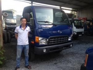 Hyundai hd 800. tải 8 tấn