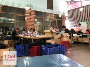 Xưởng gia công áo thun nam nữ vnxk, đầm, váy người lớn, trẻ em