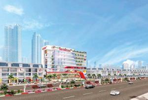 Lô J27 dự án Golden Center City_Bến Cát_Bình Dương