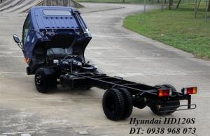 Đặt Mua Xe Hyundai Hd120S 8,25 Tấn - Giá...