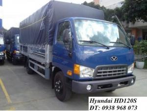Đặt Mua Xe Hyundai HD120S 8,25 Tấn - TẶNG 100 LÍT DẦU + BẢO HIỂM THÂN XE