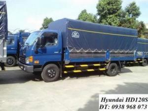 Xe hyundai HD120s 8,5 tấn Đô Thành giá tốt...