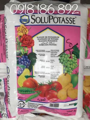 Phân bón K2SO4  (SOP-Potassium sulphate)