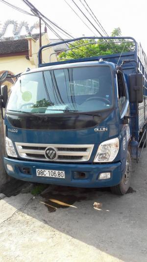 Cần bán gấp xe tải thaco ollin 7 tấn đăng ký 2016