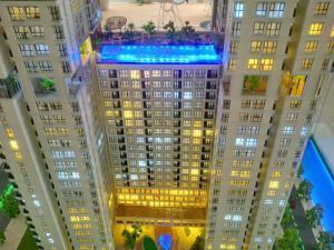 Mở bán Đợt Cuối 168 căn hộ Mặt tiền Nguyễn Thị Thập – The Gold Stars