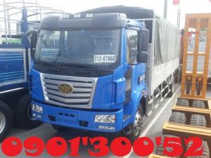 Xe tải Faw 9.6 tấn - 9t6 thùng dài 7.6 mét uy...