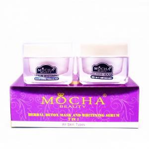 Bộ ủ trắng tươi sữa dê Mocha_ thách thức làn da đen xì nhất