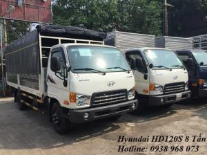 Mua xe tải 8 tấn - Xe hyundai HD120s 8 tấn -...