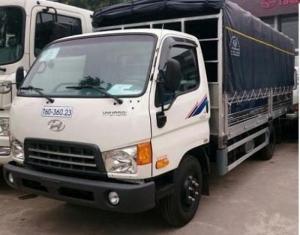 Xe tải hyundai 6,5 tấn thùng bạt (hd99-tb)