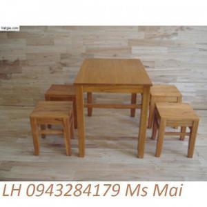 Bộ bàn ghế cafe mini giá rẻ hàng mới