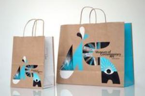 In túi giấy để đựng các sản phẩm quần áo, mỹ phẩm, quà tặng khuyến mãi..