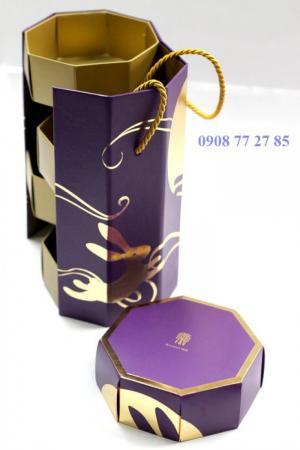 In Hộp quà tặng - in Hộp cứng - In Bao bì giấy cao cấp - Thiết kế hộp giấy cao cấp đẹp