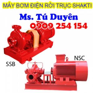 Máy bơm nước pccc Shakti giá rẻ