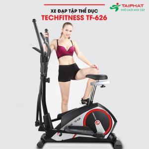 Xe Đạp Tập Thể Dục Tech Fitness Tf-626 Tại Quy Nhơn-Bình Định