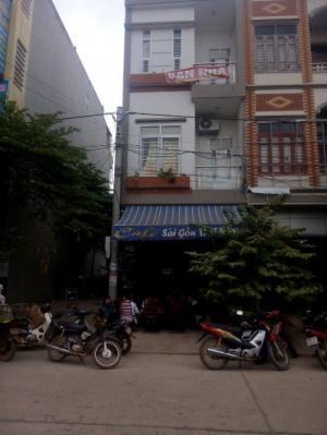Cần bán gấp nhà mặt phố 3 tấm đối diện chợ Vôi