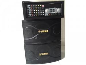 Dàn loa âm ly karaoke YAMAHA 685 mới Bảo hành 1 năm
