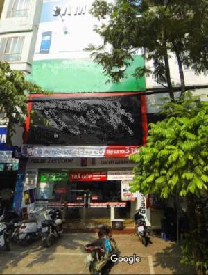 Cho thuê nhà đẹp mặt phố Trung Hòa, Vị trí cực đẹp.