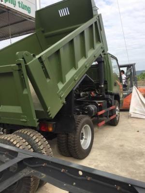 Xe tải tự đổ Việt trung 2 cầu 3,48 tấn