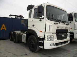 Cung cấp xe đầu kéo Hyundai HD1000 sản xuất 2016. Vận chuyển toàn quốc