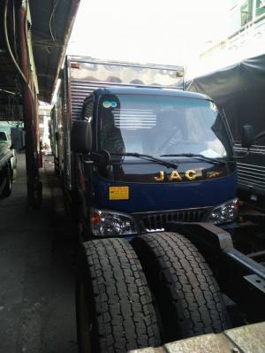 Bán xe tải trả góp 100% hiệu Jac 2t4