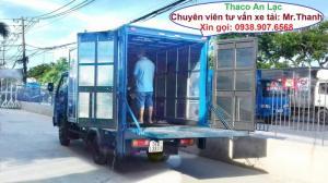 Xe Tải Kia Bửng Nâng - Xe Tai Kia K165s Bửng Nâng 1.8 Tan