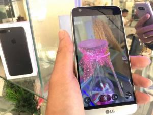 LG G5 dạng module độc đáo