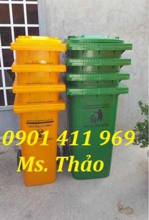Thùng rác y tế đạp chân, thùng rác y tế 15 lít, thùng rác y tế giá rẻ nhất toàn quốc
