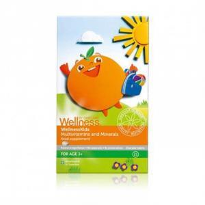 Thực phẩm bổ sung vitamin và khoáng chất tổng hơp cho trẻ em WellnessKids Oriflame 28241
