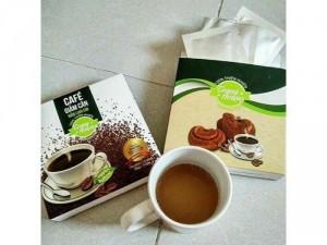 Cafe giảm cân Nấm Linh Chi - Freeship