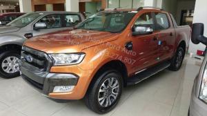 Ford Ranger Wildtrak động cơ dầu 2.2L AT 4X2 - Giá tốt nhất tại Tp. Hồ Chí Minh