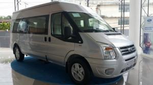 Ford Transit SVP bản mới tại Hải Phòng