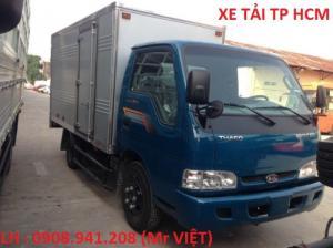 Xe Tải Kia 2,4 Tấn , Thùng Kín- 0908.941.208