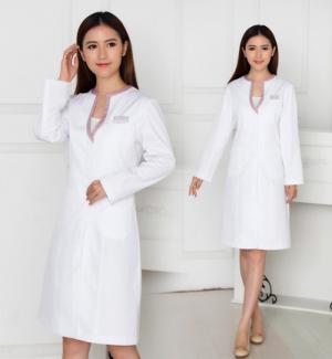 Những mẫu đồng phục bác sỹ mới nhất 2017