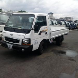 Bán xe tải kia 1900kg thùng lửng, xe tải Kia K190 thùng lửng
