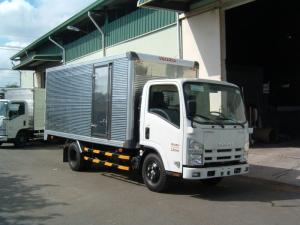 Xe tải isuzu 1,9 tấn giá rẻ. Hỗ trợ trả góp