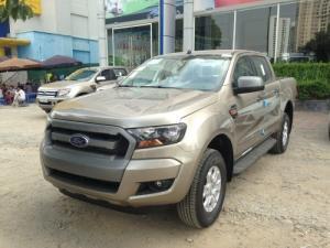Bán Ford Ranger XLS AT đời 2017, nhập khẩu chính hãng, 655 triệu