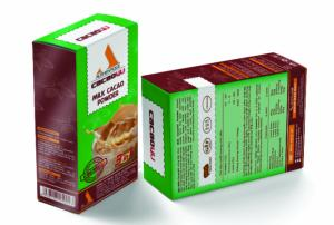Cacao 3in1 hộp 120g