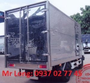 Hino 5 tấn thùng kín , Hino 5 tấn nhập khẩu thùng kín , xe tải thùng kín 5 tấn HINO , xe Hino 5 tấn thùng kín