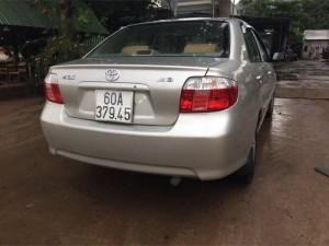 Toyota vios G 2007 xịn
